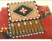Pastillage Cigar Box