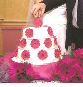 April's Wedding Cake