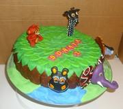Tinga Tinga Tales cake