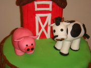 Cute farm animals -1