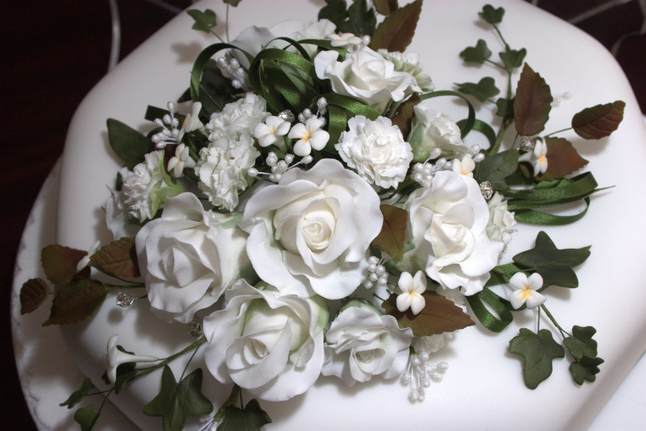 Wedding Flowers - detail