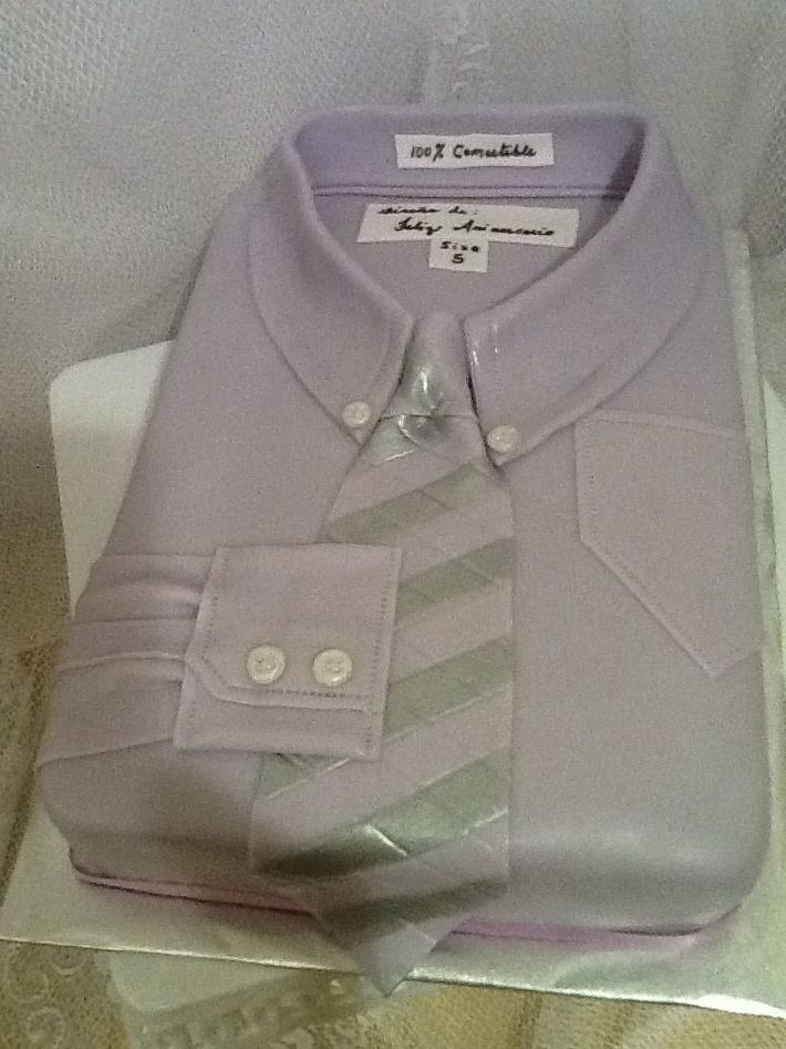 Dress shirt and tie set - 516F