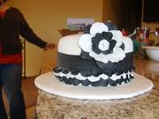 Petal Skirt Cake