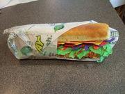 Sub Sandwich Cake