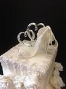 Square White Wedding