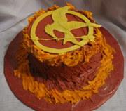 Hunger Games Cake 006