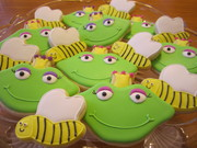 Princess Frogs and Bumble Bees