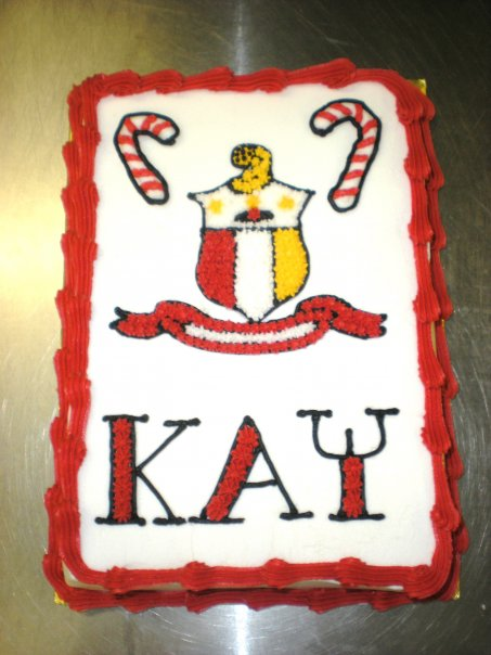 Kappa Cake