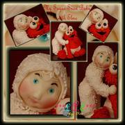Sugar Snow Baby with Elmo