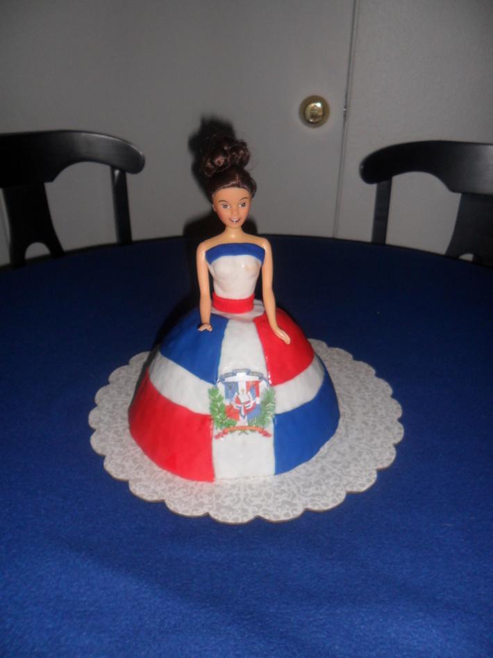 Dominican Princess - Cake Decorating Community - Cakes We Bake