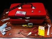 Electrician's Tool Box - 516F