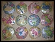 Fondant Fetish - Baby Shower Cupcakes