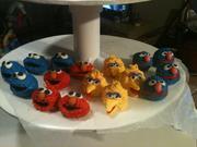 ss street cupcake topper