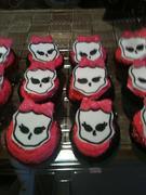 monsterhigh cupcake