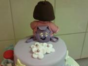 Dora's backback