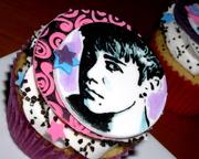 Justin Bieber-cakes
