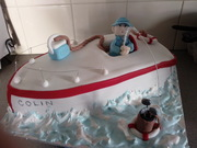 Going Fishing Cake