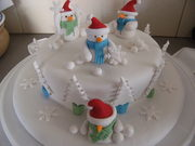 Xmas cake for Mum