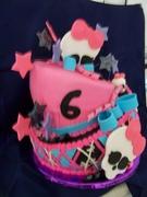 6th Birthday Monster High