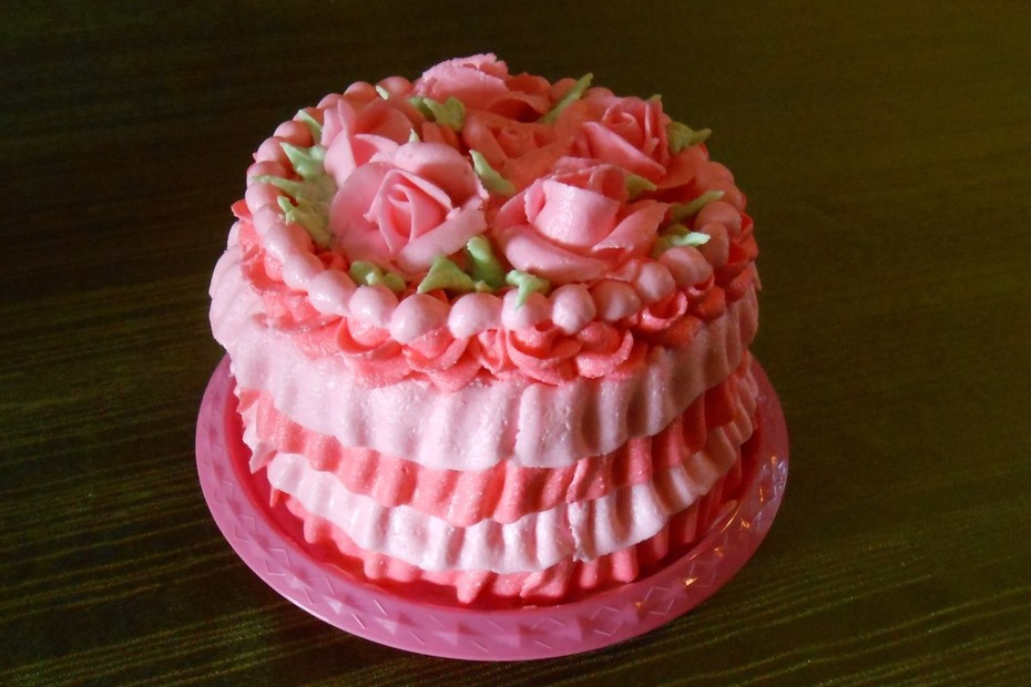 Bree's Smash Cake