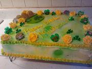 michaela's birthday cake 2013