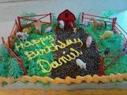 daniels birthday cake photo 2 2013