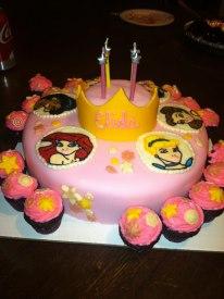 princess cake 3