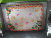 Family reunion cake 2013 cake #1