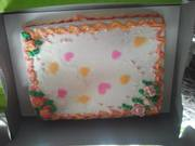 1st reunion cake 2013