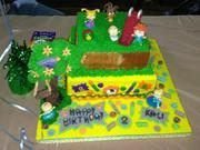Rugrats B/D Cake