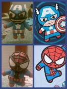 Little Marvel Figures