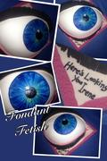 Fondant Fetish - Here's Looking at you.......