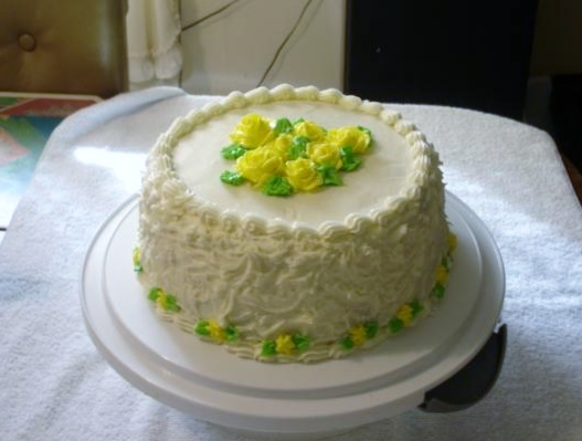 Swedish Butter Cake EAN11F