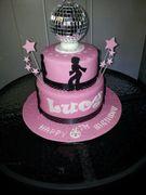 Lucy's Disco Birthday