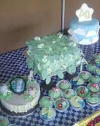 40th Birthday Story Cake