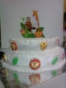 My first First birthday cake
