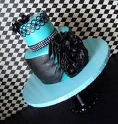 Priscilla's Birthday Cake