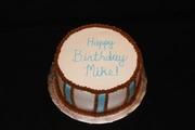 Mike's birthday cake