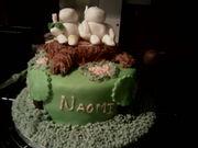 Moomins cake