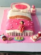 living room cake