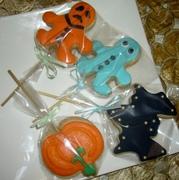 Halloween Coooookies