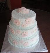 Sweet Fifteen Birthday cake