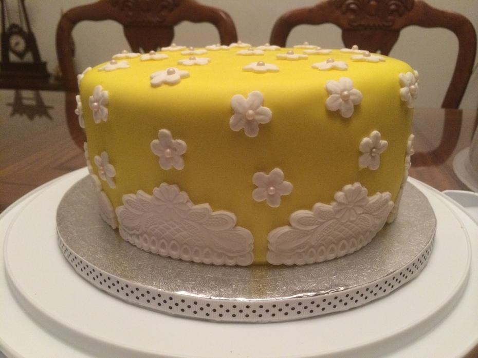 Precy's cake