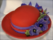 Red Hat Cake