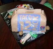 Taco Bell Cake