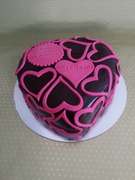 An Anniversary Cake