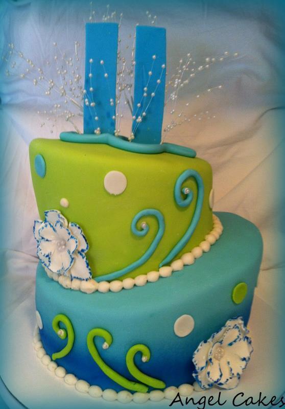 Daughter's Birthday Cake TOPSY14F