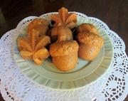 Autumn Spice cake bites