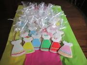 1st birthday folklorico cookies