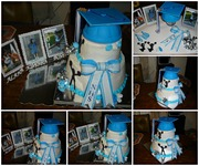 Graduation Cake for My Granddaughter